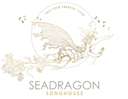 Seadragon Songhouse | Vocal Coaching & Voice Lessons | Atlanta, Online, Virtual Logo