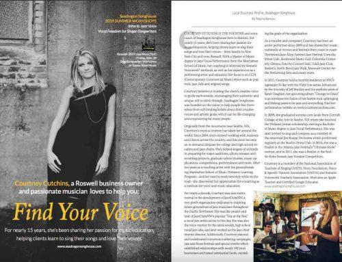 PRESS: Roswell Magazine & VoyageATL