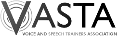 voice and speech trainers association logo